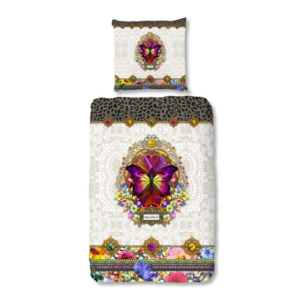 Obliečky na jednolôžko Melli Mello Layla, 140 x 200 cm