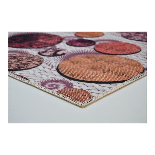 Odolný koberec Vitaus Lauren, 50×80 cm
