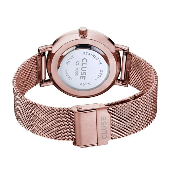 Hodinky CLUSE Pavane Rose Gold Stones