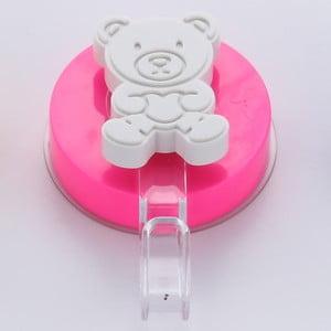 Ružový háčik bez nutnosti vŕtania ZOSO Bear