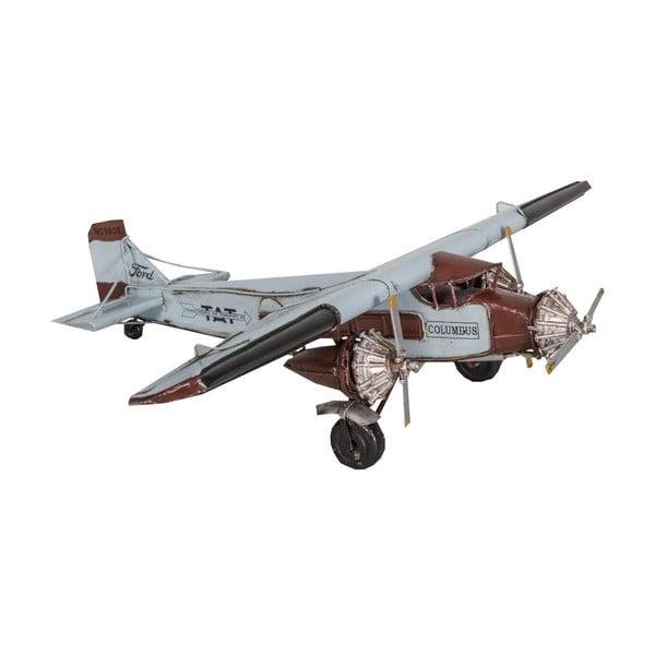 Dekoratívny predmet Blue Plane