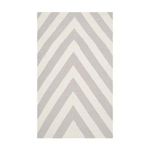 Vlnený koberec Safavieh Serena Dhurie, 91x152cm