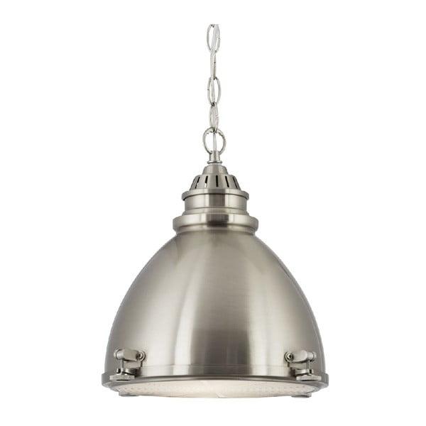 Závesné svetlo Dome Nickel