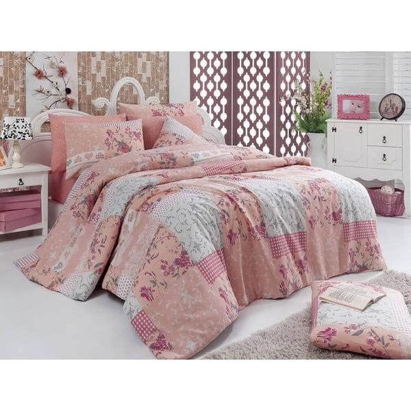 Obliečky Bianca Pink, 200x220 cm