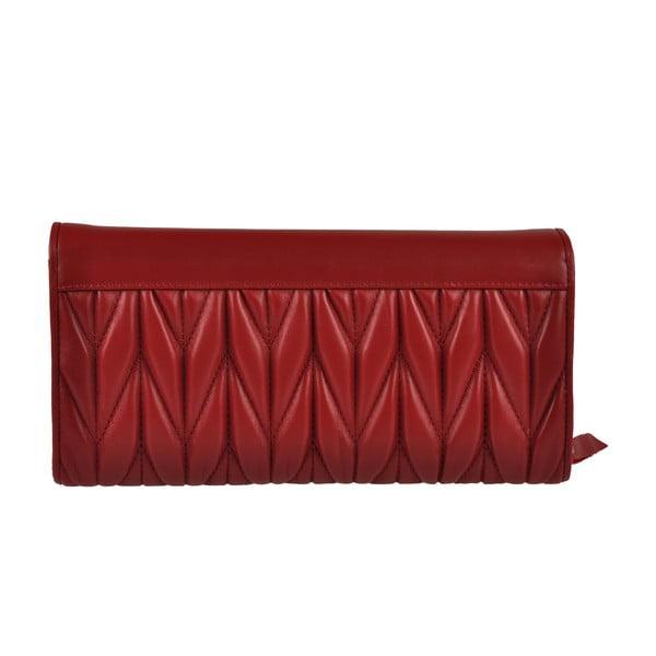 Listová kabelka  Tolosa Red