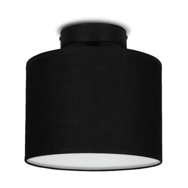 Čierne stropné svietidlo Sotto Luce MIKA Elementary XS CP