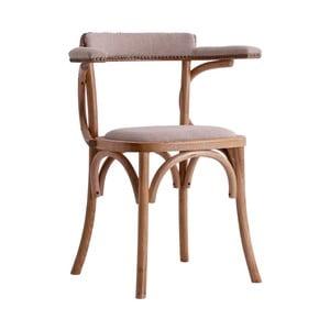 Jedálenská stolička z brestového dreva VICAL HOME Nidda