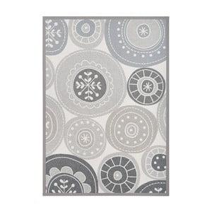Béžový obojstranný koberec Narma Maru Beige, 200 x 300 cm