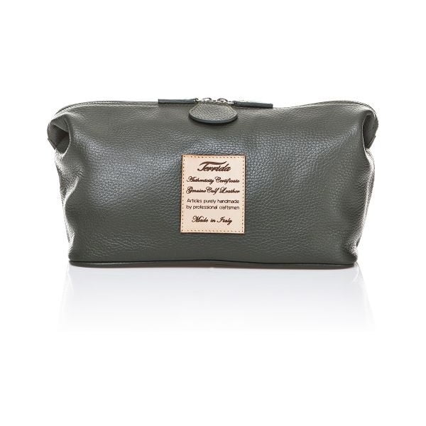Kozmetická taška Pochette Dark Green