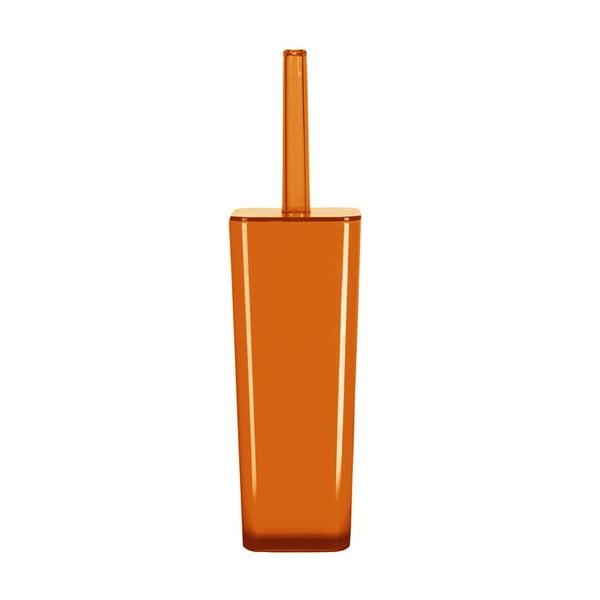Toaletná kefa Easy Orange
