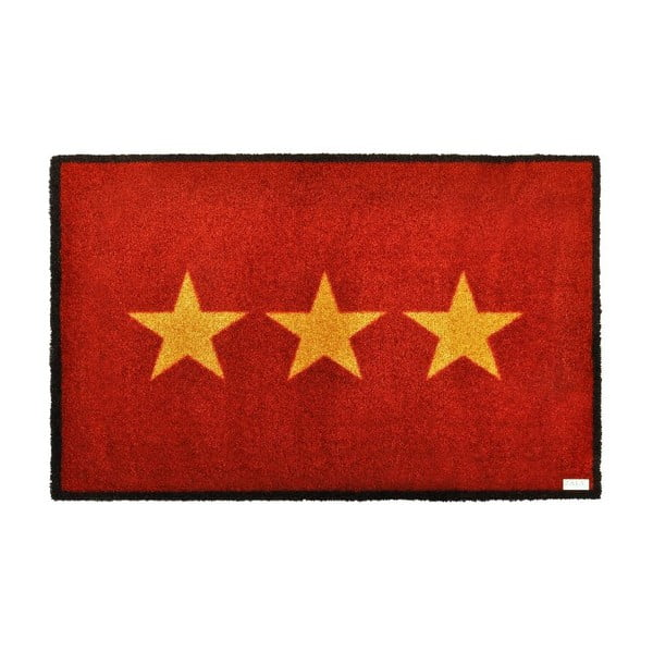 Rohožka Zala Living Stars Red, 120×200cm