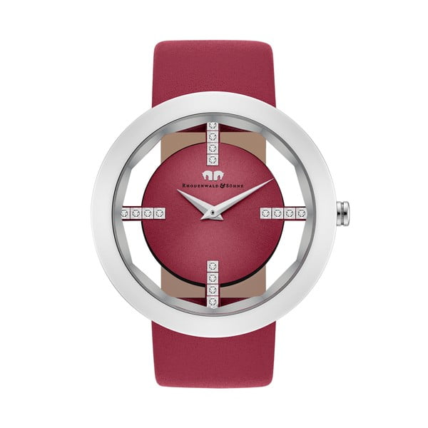 Dámske hodinky Rhodenwald&Söhne Lucrezia Red