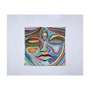 Módne šatka Madre Selva Face, 55 x 55 cm
