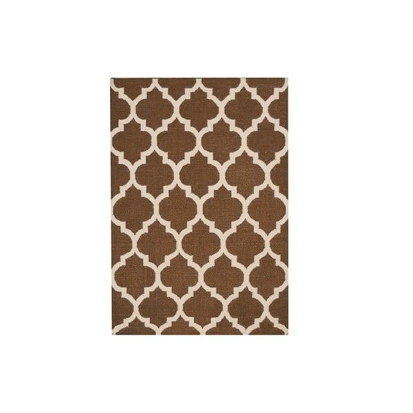 Ručne tkaný koberec Kilim Jayant,  120x180 cm