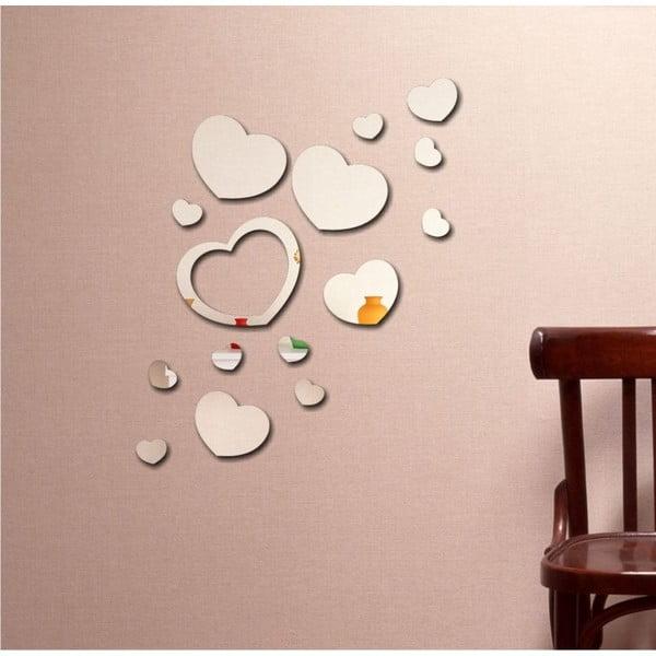 Dekoratívne zrkadlo Love