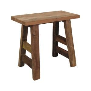 Stolička z teakového dreva HSM collection Bench