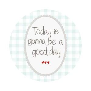 Zrkadielko do kabelky Today Is Gonna Be