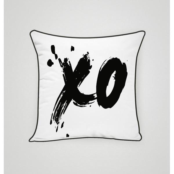 Obliečka na vankúš XO Black, 45x45 cm