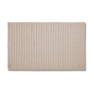 Kúpeľňová predložka Soft Ribbed Neutral, 50x80 cm
