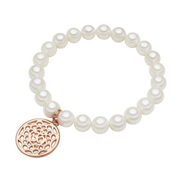 Perlový náramok Mia, perla 8 mm