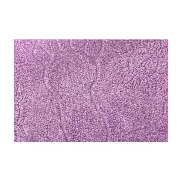 Kúpeľňová predložka Sveta Pink, 50x70 cm