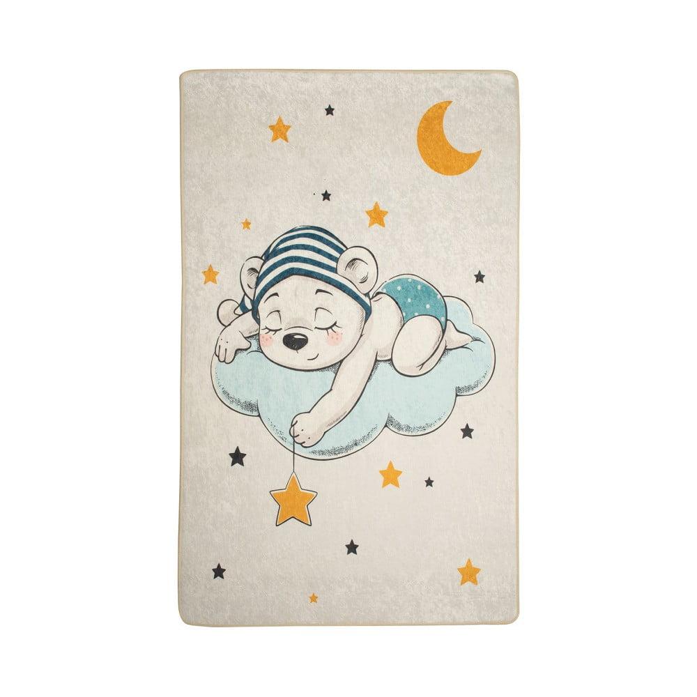 Detský koberec Sleep, 140 × 190 cm
