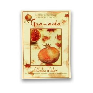 Vonné vrecúško s vôňou granátového jablka Boles d'olor Mist