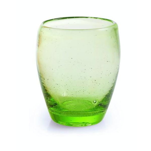 Sada pohárov Acapulco Verde Mela, 6 ks