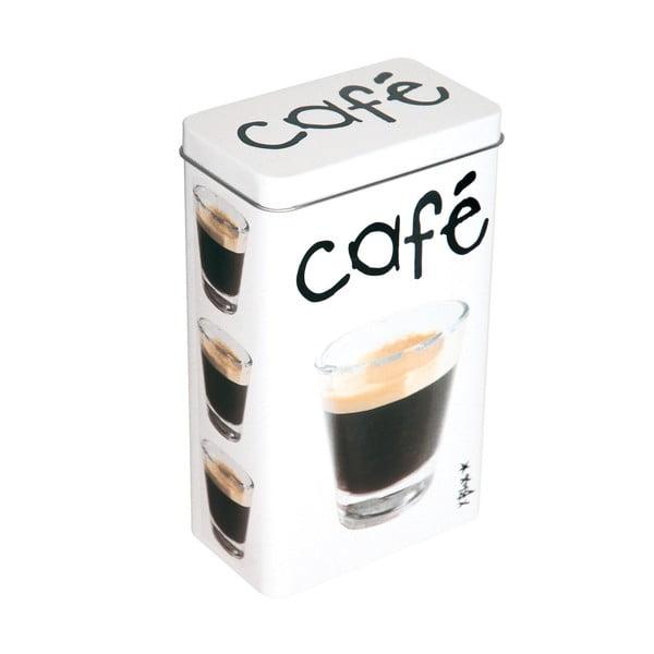 Dóza na kávu Incidence Gourmet, výška 16 cm