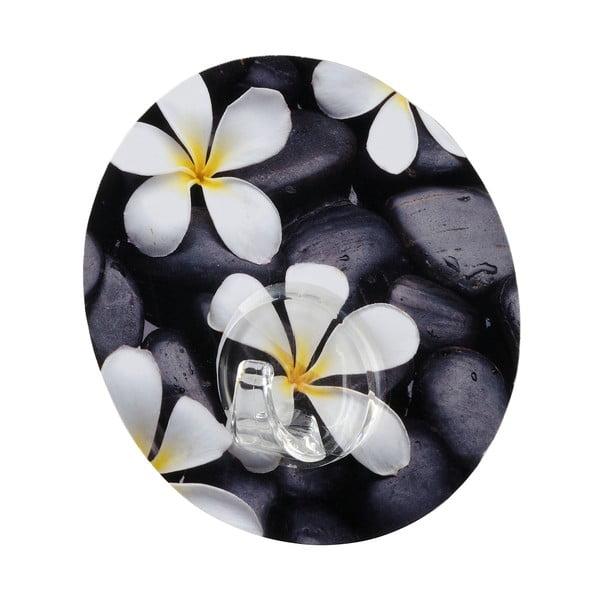 Samodržiaci háčik Wenko Static-Loc Bloom