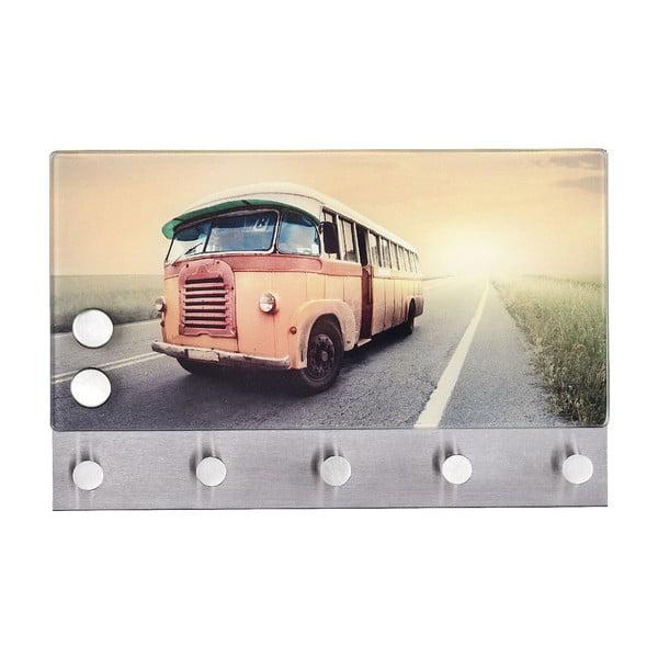 Magnetický vešiak na kabáty Wenko Bus