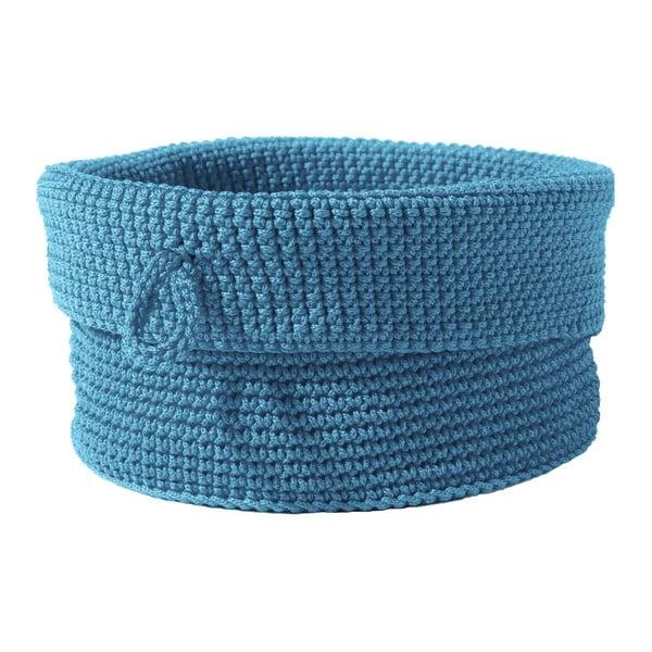 Košík Confetti Turquoise, 19 cm