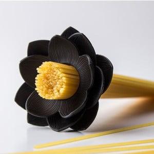 Odmerka na špagety Lotus, čierna