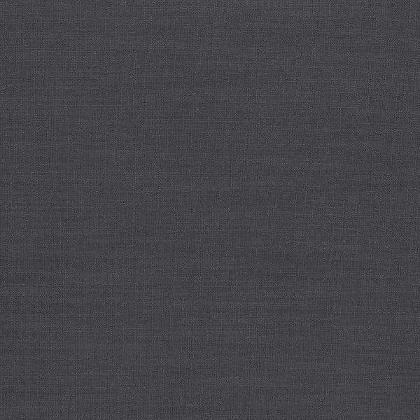 Tmavosivá pohovka pre troch Vivonita Coraly Dark Grey
