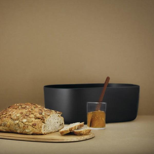 Nádoba na chlieb Stelton Rig-Tig, čierna