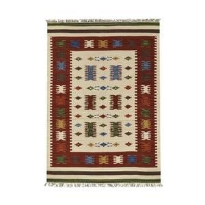 Ručne tkaný koberec Kilim Aladin, 75x125cm