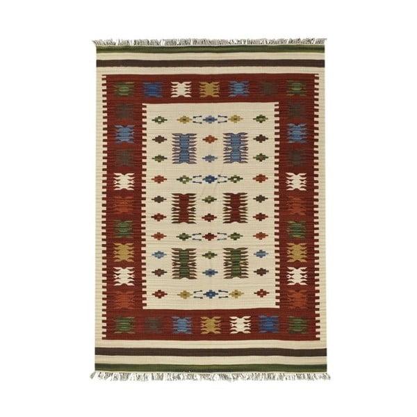 Ručne tkaný koberec Kilim Aladin, 95x155 cm