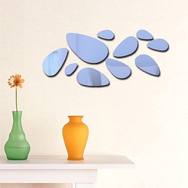 Dekoratívne zrkadlo Kamene