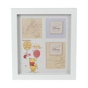 Fotorámik na 3 fotografie Disney Magical Beginnings Collage Frame Pooh Heart