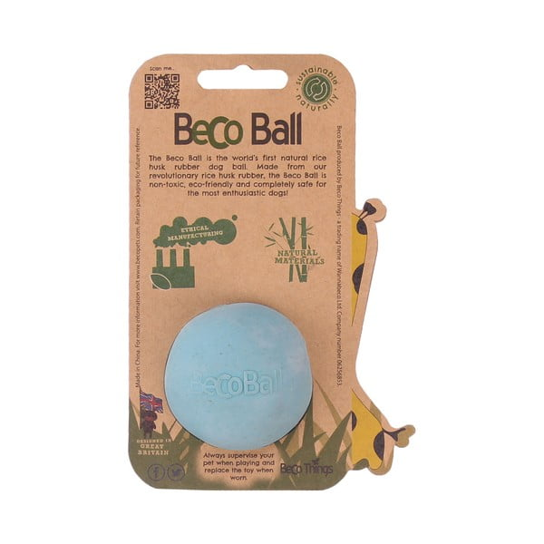 Loptička Beco Ball 5 cm, modrá