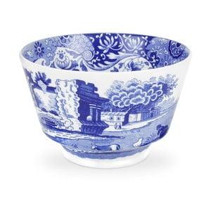 Bielo-modrá porcelánová cukornička Spode Blue Italian, 2,8 l