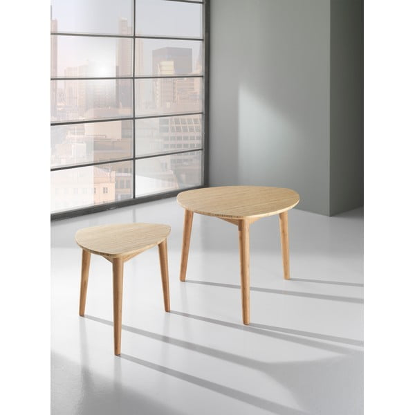 Sada 2 kávových stolíkov Tomasucci Kinst