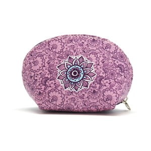 Peňaženka na mince Makenotes Purple&Pale