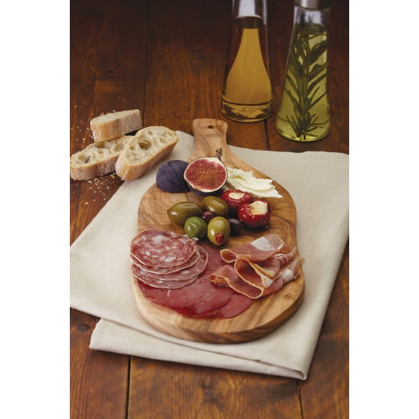 Doska z olivovníka Kitchen Craft Italia