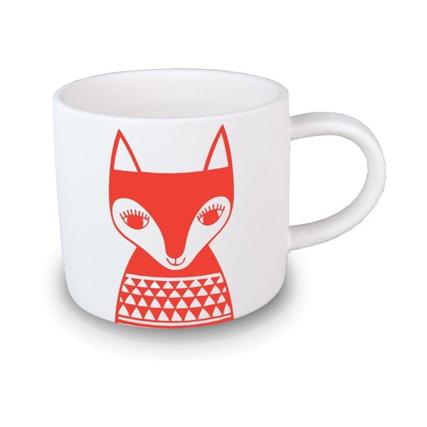 Hrnček MAKE International Mini Red Fox, 225 ml