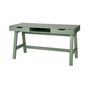 Zelený písací stôl Nikki DeEekhoorn