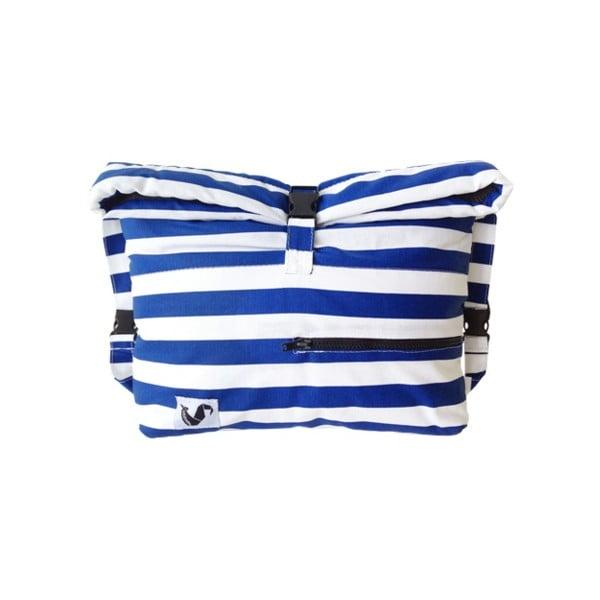 Vodeodolné vrecko na veci Pocket Blue Stripes