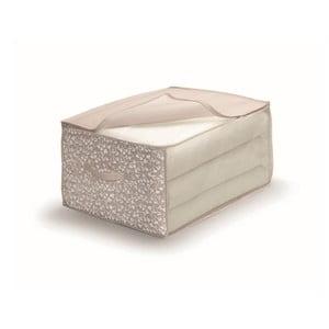 Hnedý uložný box na prikrývky Cosatto Bocquet, šírka 60cm