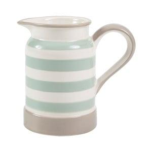 Džbán T&G Woodware Mint Stripe, 275ml