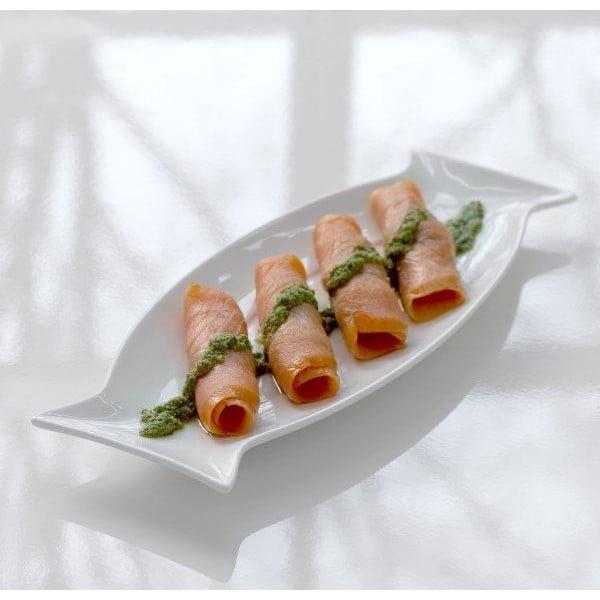 Porcelánová servírovacia tácka Fish
